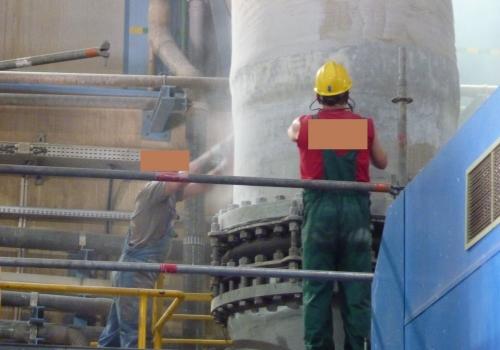 Remont instalacji TWS w jednej z Elektrownii w Polsce